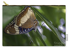 Brilliant Butterfly Carry-all Pouch by Ray Warren