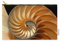 Brilliant Nautilus Carry-all Pouch