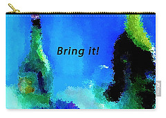 Bring It Carry-all Pouch by Lisa Kaiser