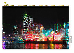 Brisbane City Of Lights Carry-all Pouch