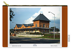 Bristol Train Station Bristol Virginia Carry-all Pouch