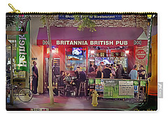 British Pub Carry-all Pouch