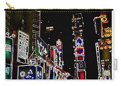 Broadway Carry-all Pouch by Joan  Minchak
