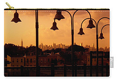 Broadway Junction In Brooklyn, New York Carry-all Pouch