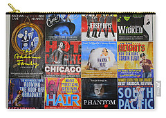 Broadway's Favorites Carry-all Pouch