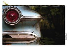 Broken Elegance Carry-all Pouch by Rebecca Davis