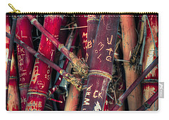 Broken Promises Carry-all Pouch by Wayne Sherriff
