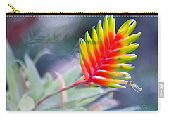 Bromeliad Beauty Carry-all Pouch by Eti Reid