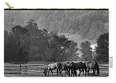 Broodmares Carry-all Pouch by Joan Davis