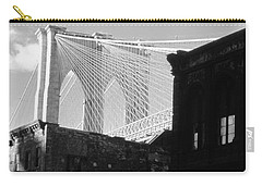 Brooklyn Bridge 1970 Carry-all Pouch
