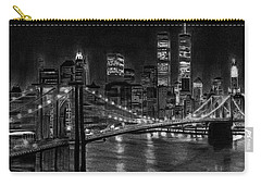 Brooklyn Bridge New York Carry-all Pouch