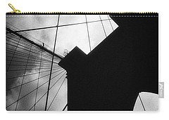 Brooklyn Bridge Silhouette Carry-all Pouch