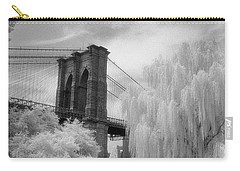 Brooklyn Bridge Willows Carry-all Pouch