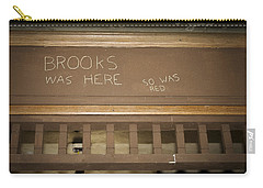 Brooks Was Here Carry-all Pouch