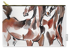 Brothers Carry-all Pouch by Bill Searle