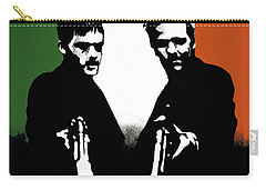 Brothers Killers And Saints Carry-all Pouch