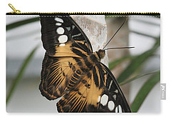 Brown Clipper Butterfly #2 Carry-all Pouch
