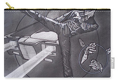 Bruce Lee Is Kato   1 Carry-all Pouch by Sean Connolly