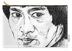 Bruce Lee Carry-all Pouch by Teresa White