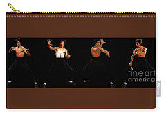 Bruce Lee Carry-all Pouch by Doc Braham