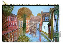 Brugge Canal Carry-all Pouch