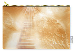 Brush Of Angels Wings Carry-all Pouch