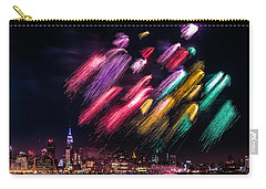 Carry-all Pouch featuring the photograph Brushes by Mihai Andritoiu