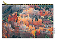 Bryce Canyon At Sunrise Carry-all Pouch