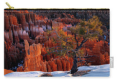 Bryce Canyon Winter Light Carry-all Pouch