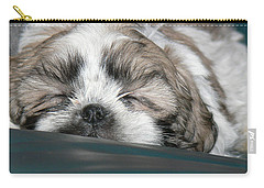 Carry-all Pouch featuring the photograph Bubba by EricaMaxine  Price