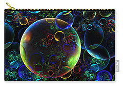 Bubbles Orgy 2 Carry-all Pouch