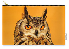 Bubo Bubo Carry-all Pouch