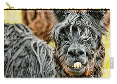 Bucky The Alpaca Carry-all Pouch