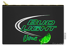 Bud Light Lime 2 Carry-all Pouch