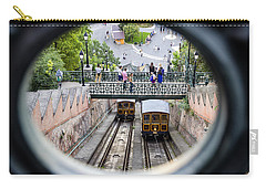 Budapest Castle Hill Funicular Carry-all Pouch