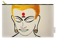 Buddha Xii Carry-all Pouch