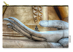 Buddha's Hand Carry-all Pouch by Adrian Evans
