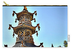 Buddhist Bells Carry-all Pouch