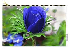 Carry-all Pouch featuring the painting Budding Delight   by Patricia Griffin Brett