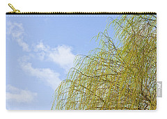 Budding Willow Carry-all Pouch