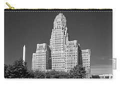 Buffalo City Hall 0519b Carry-all Pouch