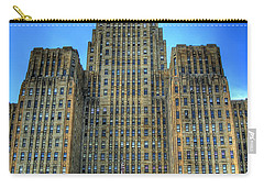 Buffalo City Hall Carry-all Pouch