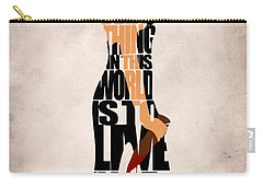 Buffy The Vampire Slayer Carry-all Pouch