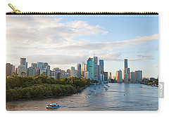 Buildings At The Waterfront, Brisbane Carry-all Pouch