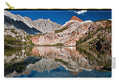 Bull Lake And Chocolate Peak Carry-all Pouch