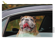 Bulldog Bliss Carry-all Pouch