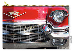 Bullet Bumpers - 1956 Cadillac Carry-all Pouch