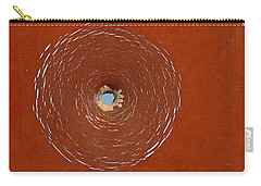Bullet Hole Patterns Carry-all Pouch
