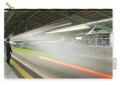 Bullet Train Carry-all Pouch