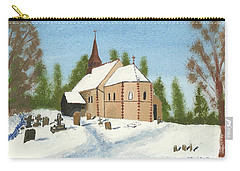 Bulley Church Carry-all Pouch